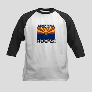 Arizona Rocks! Kids Baseball Jersey