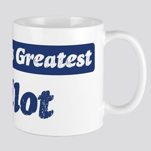 Worlds greatest Pilot Mug