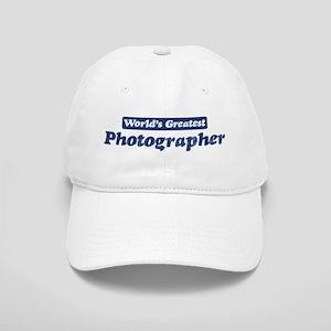 Worlds greatest Photographer Cap