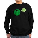 Streptococcus Sweatshirt (dark)