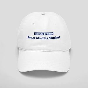 Worlds greatest Peace Studies Cap