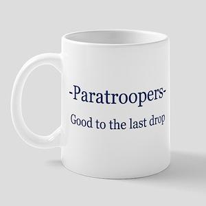 Paratrooper Mug