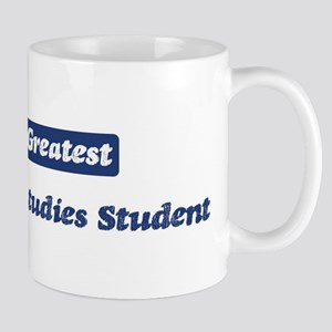 Worlds greatest International Mug