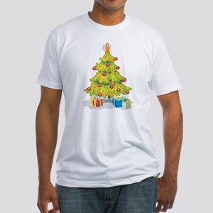 TREE (106) Fitted T-Shirt