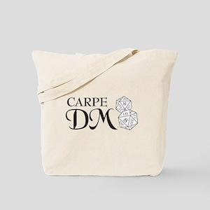 Carpe DM Tote Bag