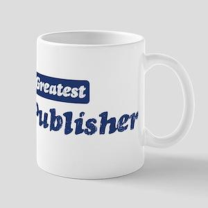 Worlds greatest Desktop Publi Mug