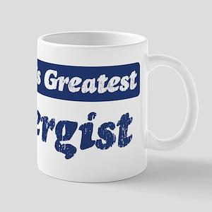 Worlds greatest Allergist Mug