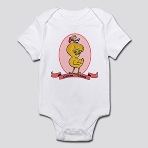Cuban Chick Infant Bodysuit