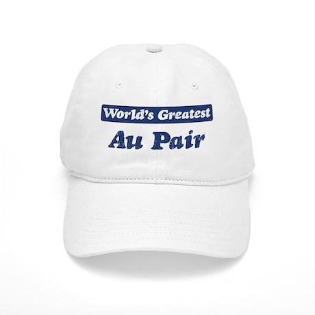 Worlds greatest Au Pair Cap