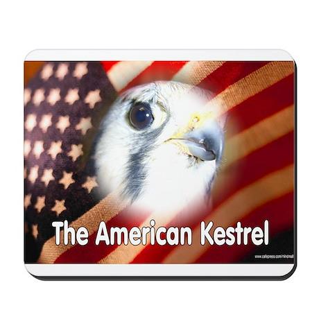 American Kestrel Mousepad