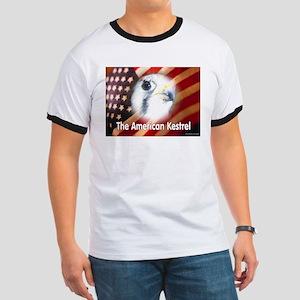 American Kestrel Ringer T