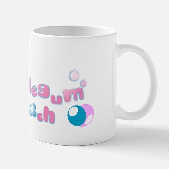 Sweet Bubblegum Beach Mug