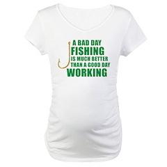 A Bad Day Fishing Shirt