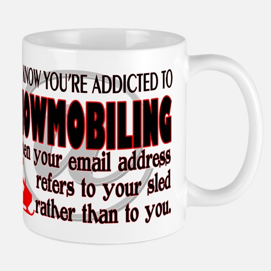 YKYATS - Email Address Mug