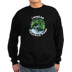 Imagine Whirled Peas Sweatshirt (dark)