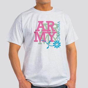 Army Grandma - Pink Light T-Shirt