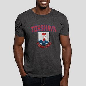 Torshavn Shield Dark T-Shirt