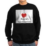 Love Bubbie's Hamentaschen Sweatshirt (dark)