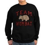 Team Wombat III Sweatshirt (dark)