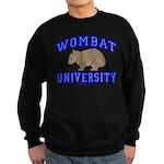 Wombat University II Sweatshirt (dark)