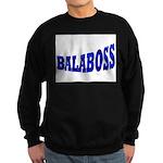 Yiddish BALABOSS Sweatshirt (dark)