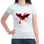 Tribal Mask Jr. Ringer T-Shirt