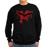 Tribal Mask Sweatshirt (dark)
