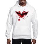 Tribal Mask Hooded Sweatshirt