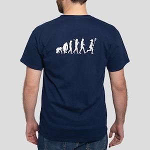 Lacrosse Player Dark T-Shirt