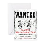 Wanted: Regulators Greeting Cards (Pk of 20)