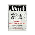 Wanted: Regulators Rectangle Magnet