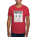 Wanted: Regulators Dark T-Shirt
