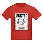 Wanted: Regulators Kids Dark T-Shirt