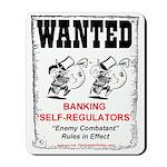 Wanted: Regulators Mousepad