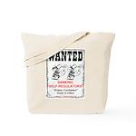 Wanted: Regulators Tote Bag
