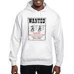 Wanted: Regulators Hooded Sweatshirt