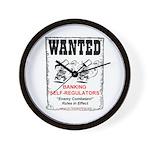 Wanted: Regulators Wall Clock