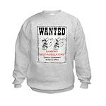 Wanted: Regulators Kids Sweatshirt