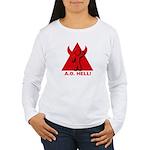 AO hell Women's Long Sleeve T-Shirt