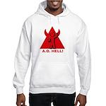 AO hell Hooded Sweatshirt