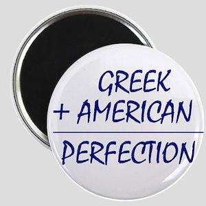 Greek American Magnet