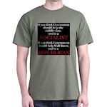 Hard Times Dark T-Shirt