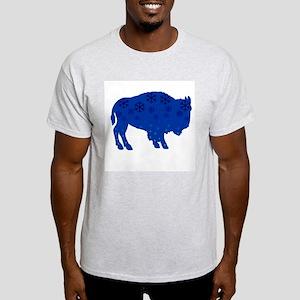 Buffalo Snow Light T-Shirt