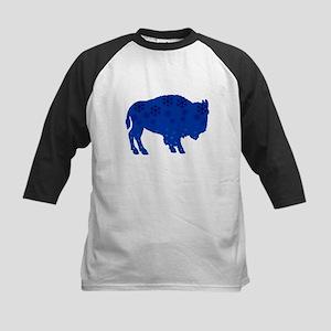 Buffalo Snow Kids Baseball Jersey