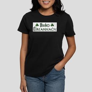 Irish Pride (Gaelic) Women's T-Shirt