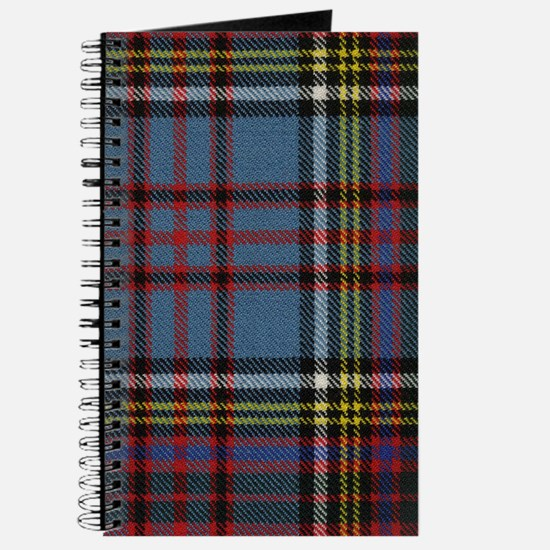 Clan Anderson Tartan Journal