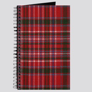 Clan MacAlister Tartan Journal