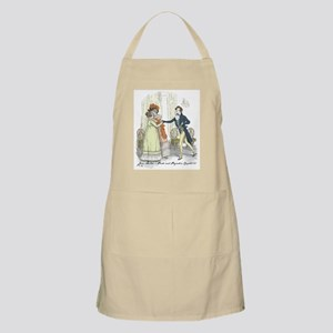 Pride and Prejudice Chapter 5 BBQ Apron