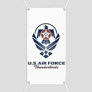 USAF Thunderbird Banner