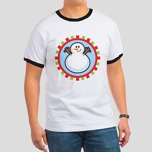 SNOWMAN (110) Ringer T